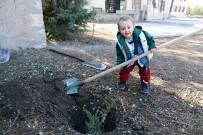 KıRKA - 'Fidanlar Bizden, Dikmesi Sizden' Projesi Seyitgazi'de