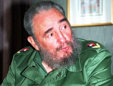 Fidel Castro'nun son mektubu