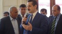 ŞANLIURFA VALİSİ - Gıda Tarım Ve Hayvancılık Bakanı Faruk Çelik, Kan Davalı Aileleri Barıştırdı