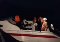 GÜZELÇAMLı - Güzelçamlı'da Kaçak Göçmen Operasyonu