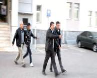 MIMARSINAN - İkamet Hırsızları Suçüstü Yakalandı