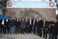 AHMED-I HANI - İzmit Belediye Başkanı Doğan Diyadin'deki Görevine Başladı