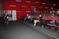 DERYA ALABORA - Kadınlar Şiddetle Mücadele Günü'nde Töre Filmi İzledi