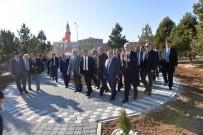 ERARSLAN - Kütahya'ya Şehitler Parkı Ve Külliyesi