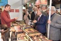 BURHANETTIN KOCAMAZ - Mersin 2. Kitap Fuarı Başladı