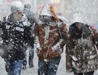 SOĞUK HAVA DALGASI - Meteoroloji'den kar uyarısı