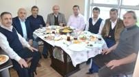 OSMAN AYDıN - Oral, Minibüsçülerle Kahvaltıda Buluştu