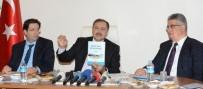 TEMEL ATMA TÖRENİ - Orman Ve Su İşleri Bakanı Eroğlu Aksaray'da