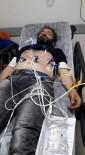 OTURMA EYLEMİ - Oturan Adam 172 Saatin Sonunda Fenalaşarak Hastaneye Kaldırıldı