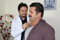GRIP AŞıSı - Sağlık Çalışanlarına Grip Aşısı Yapıldı