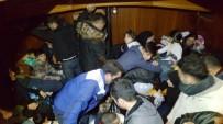 TAŞBURUN - Sahil Güvenlik Komutanlığı, 1 Haftada 452 Göçmen Yakaladı