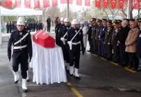 ÖMER KıLıÇ - Şehit Polis Gözyaşlarıyla Uğurlandı