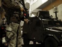 ÖZEL HAREKAT POLİSLERİ - Şişli'de Özel Harekat destekli operasyon