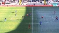 SIVASSPOR - Sivasspor - Eskişehirspor maçında ilginç görüntü!