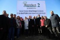 FİDAN DİKİM TÖRENİ - Sivas'ta '2. Bereket Ormanı' Oluşturuldu