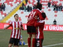 TARIK ÇAMDAL - Sivasspor Evinde Es-Es'i Devirdi