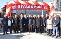 SİVAS VALİSİ - Sivasspor Store Hizmete Açıldı