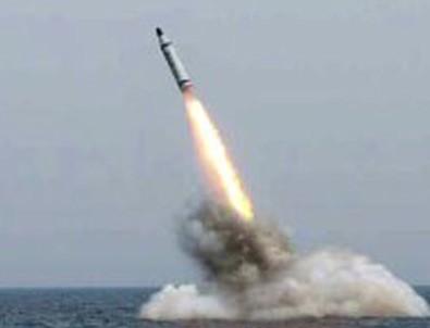 O ülkeye balistik füze saldırısı