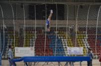 FEDERASYON BAŞKANI - Trampolin Cimnastik Federasyon Kupası Yarışması Sona Erdi