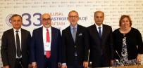 KARIN AĞRISI - Türkiye'de Her 10 Kişiden 7'Sinde Sindirim Sistemi Hastalığı Var