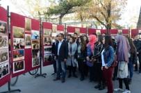 ANMA ETKİNLİĞİ - Uşak'ta Türkeş'in 99'Uncu Ad Gününde 99 Fotoğraf Sergisi Düzenledi
