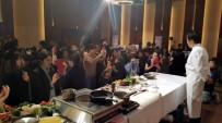 KURU KAYISI - Uzakdoğu Türk Gıda Ürünlerini Keşfetti