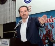 İL BAŞKANLARI - Yalçın Açıklaması 'Adaletli Bir Dünyanın Anahtarı Türkiye'