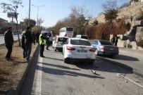 BOZOK ÜNIVERSITESI - Yozgat'ta Kazaların Ardı Arkası Kesilmedi