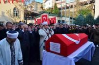 FARUK ÇATUROĞLU - Zonguldaklı Piyade Uzman Çavuş Kader Acar'ı 5 Bin Kişi Uğurladı