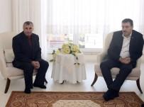 SELAHATTIN GÜRKAN - Bakan Tüfenkci'den Şehit Ailesine Ziyaret