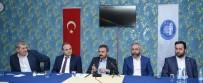KATI ATIK BERTARAF TESİSİ - Başkan Külcü, STK Temsilcileriyle Buluştu