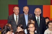 GAMZE AKKUŞ İLGEZDİ - Didim Belediye Başkanı Atabay, Kılıçdaroğlu İle Bir Araya Geldi