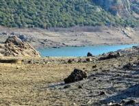 GÜNEYDOĞU ANADOLU BÖLGESİ - Ekim 'şiddetli kurak' geçti
