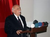 ESKIŞEHIR OSMANGAZI ÜNIVERSITESI - Eskişehir'de Türk Dünyası 2016 Yılı Yıllık Faaliyet Değerlendirme Genel Kurul Toplantısı Gerçekleşti