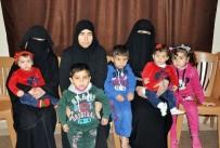 HAVA SALDIRISI - Eşlerini Kaybeden Suriyeli Kadınların Hayat Mücadelesi