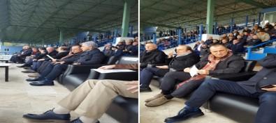 Fatih Terim o maçı izledi!