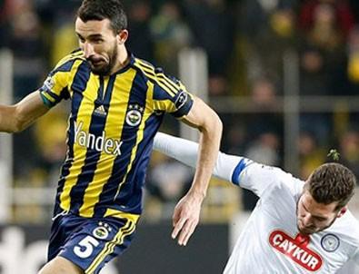 Çaykur Rizespor 1 - Fenerbahçe 5