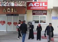 KİMYASAL SALDIRI - Gaziantep'e Kimyasal Gazdan Etkilenen Sivil Yada Asker Getirilmedi