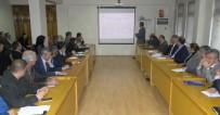 AHMET TURAN - İl Gıda Tarım Ve Hayvancılık Müdürlüğünde TİD Toplantısı