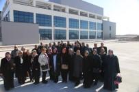 Karaman'da AK Partililer Belediyenin Yatırımlarını Gezdi