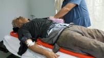 ONDOKUZ MAYıS ÜNIVERSITESI - Kestiği Ağacın Altında Kalan Şahıs Ağır Yaralandı