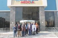KALAFAT - Medova Hastanesi İşyeri Hekimlerini Ağırladı