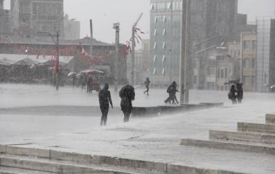 Meteoroloji Marmara Bölgesi için uyarı yaptı