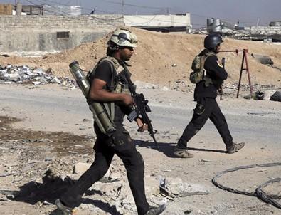 Musul'da kritik bölge el değiştirdi