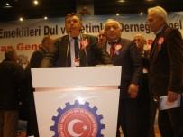 BÜYÜK BIRLIK PARTISI GENEL BAŞKANı - Sarıoğlu Eğitim Ve Teşkilat Başkanlığına Getirildi