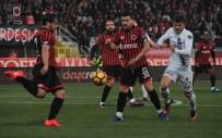 AHMET ÇALıK - Gençlerbirliği: 0 - Trabzonspor: 0