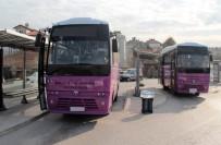 GÜZERGAH - Toplu Taşımaya 12 Yeni Araç Daha