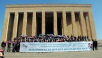 ANıTKABIR - Trabzonspor heyeti Anıtkabir'de