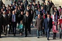 ANıTKABIR - Trabzonspor Heyeti Ata'nın Huzurunda