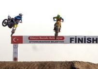 AFYONKARAHISAR BELEDIYESI - Türkiye Motokros Şampiyonası Sona Erdi